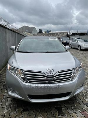Toyota Venza 2010 V6 AWD Silver | Cars for sale in Rivers State, Port-Harcourt