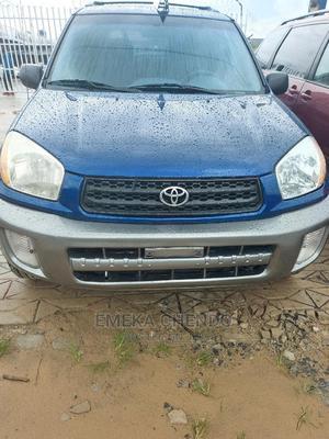 Toyota RAV4 2003 Automatic Blue   Cars for sale in Bayelsa State, Yenagoa