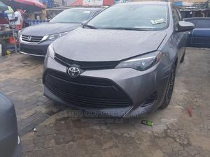 Toyota Corolla 2018 LE Eco (1.8L 4cyl 2A) Gray | Cars for sale in Lagos State, Ajah
