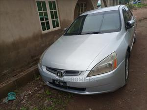 Honda Accord 2004 Automatic Silver | Cars for sale in Kwara State, Offa