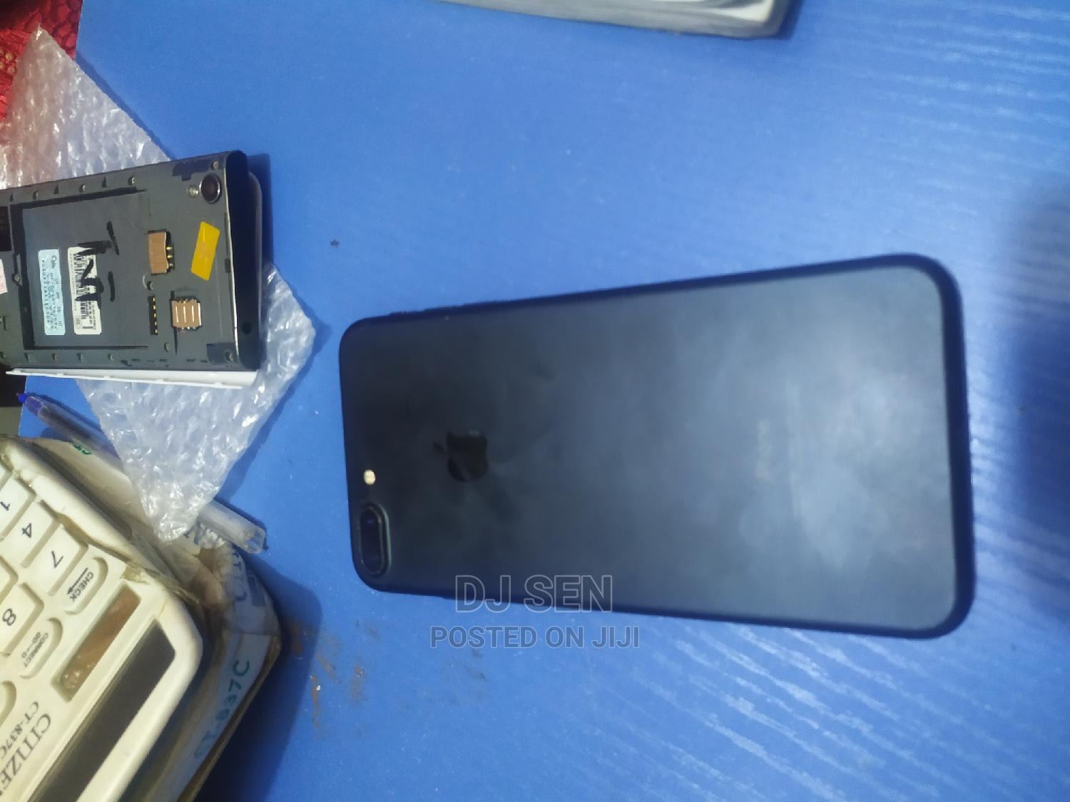 New Apple iPhone 7 Plus 32 GB Black | Mobile Phones for sale in Port-Harcourt, Rivers State, Nigeria