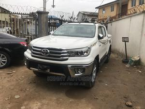 Toyota Hilux 2017 SR 4x4 White | Cars for sale in Lagos State, Ikeja