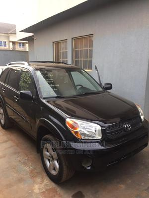 Toyota RAV4 2005 1.8 Black | Cars for sale in Lagos State, Ikeja