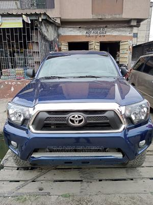 Toyota Tacoma 2015 Blue | Cars for sale in Lagos State, Apapa