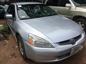 Honda Accord 2004 Silver | Cars for sale in Abuja (FCT) State, Gudu