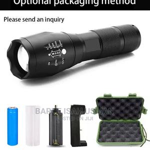 G700 Tactical 1000 Lumens Flashlight   Camping Gear for sale in Niger State, Minna