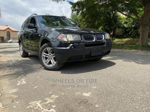 BMW X3 2006 Black | Cars for sale in Abuja (FCT) State, Gwarinpa
