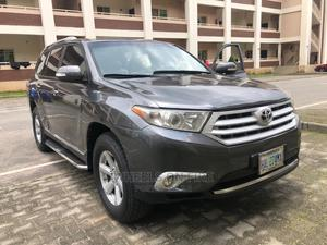 Toyota Highlander 2009 Limited Gray | Cars for sale in Abuja (FCT) State, Gwarinpa