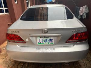 Lexus ES 2005 330 Silver | Cars for sale in Rivers State, Port-Harcourt