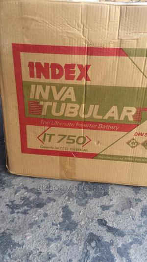 Index Tubular Batteries 200ah | Electrical Equipment for sale in Lagos State, Oshodi