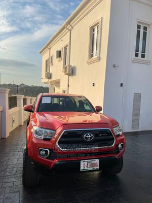 Toyota Tacoma 2017 Red | Cars for sale in Lagos State, Ojodu