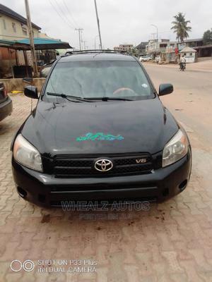 Toyota RAV4 2008 2.0 VVT-i Black   Cars for sale in Lagos State, Alimosho