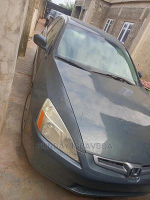 Honda Accord 2005 2.0 Comfort Automatic Green   Cars for sale in Lagos State, Ikorodu