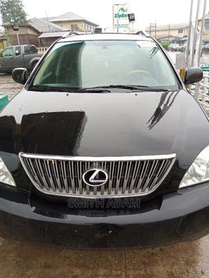 Lexus RX 2008 Black   Cars for sale in Ogun State, Ijebu Ode