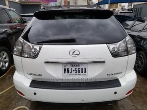 Lexus RX 2007 350 White | Cars for sale in Lagos State, Alimosho