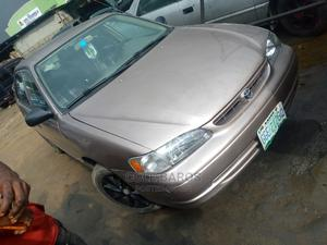 Toyota Corolla 2001 Sedan Gold | Cars for sale in Rivers State, Port-Harcourt