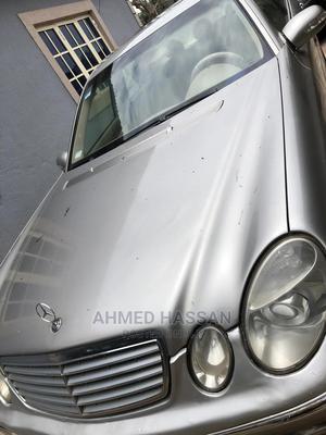 Mercedes-Benz E320 2003 Silver | Cars for sale in Abuja (FCT) State, Gwagwalada