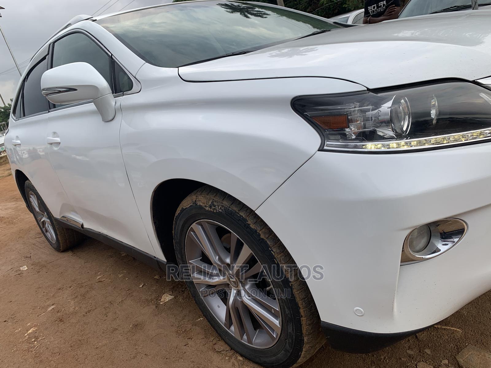 Lexus RX 2015 350 AWD White   Cars for sale in Abeokuta South, Ogun State, Nigeria