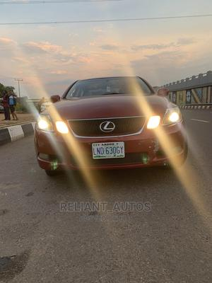 Lexus GS 2007 350 4WD Red | Cars for sale in Ogun State, Abeokuta South