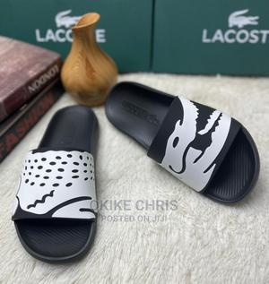 A Good Lacoste Slide For Unisex   Shoes for sale in Lagos State, Lagos Island (Eko)