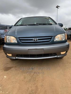 Toyota Sienna 2002 XLE Blue   Cars for sale in Ogun State, Abeokuta South