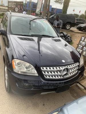 Mercedes-Benz M Class 2008 ML 350 4Matic Blue | Cars for sale in Oyo State, Ibadan