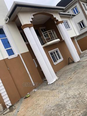 Furnished 3bdrm Block of Flats in Abiola Housing, Ipaja for Rent | Houses & Apartments For Rent for sale in Lagos State, Ipaja