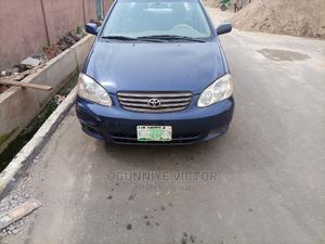 Toyota Corolla 2004 Sedan Blue | Cars for sale in Lagos State, Surulere