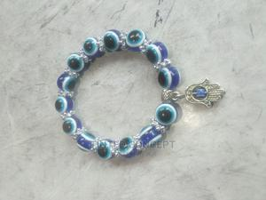 Fortified Blue Eyes Bracelet With Hand of Hamsa | Tools & Accessories for sale in Delta State, Warri