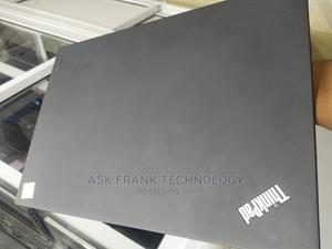 Laptop Lenovo ThinkPad T570 8GB Intel Core I5 SSD 256GB | Laptops & Computers for sale in Lagos State, Ikeja
