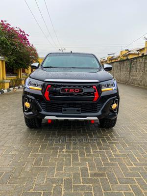 Toyota Hilux 2016 SR 4x4 Black   Cars for sale in Lagos State, Lekki