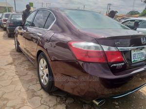 Honda Accord 2014 Red | Cars for sale in Abuja (FCT) State, Karu