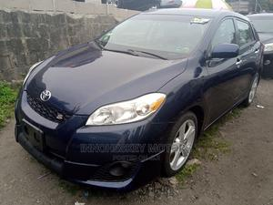 Toyota Matrix 2010 Blue | Cars for sale in Lagos State, Apapa