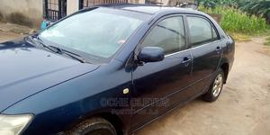 Toyota Corolla 2003 Sedan Blue | Cars for sale in Abuja (FCT) State, Wuse