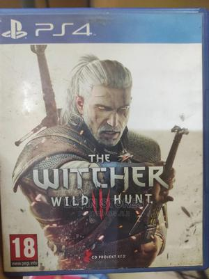 Witcher 3 PS4   Video Games for sale in Lagos State, Alimosho
