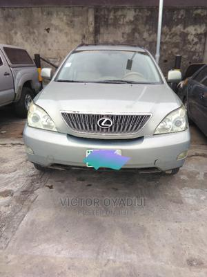 Lexus RX 2005 330 Green | Cars for sale in Lagos State, Isolo