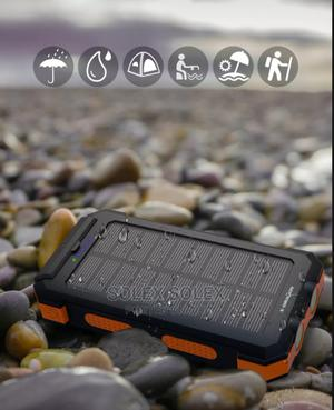 20000mah Solar Power Bank   Accessories for Mobile Phones & Tablets for sale in Enugu State, Enugu