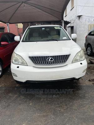 Lexus RX 2007 350 White | Cars for sale in Lagos State, Surulere
