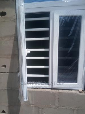 Casement Window With Burglary and Net | Other Repair & Construction Items for sale in Oyo State, Ibadan
