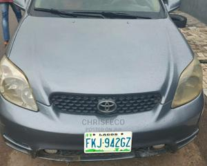 Toyota Matrix 2004 Silver | Cars for sale in Lagos State, Ikeja