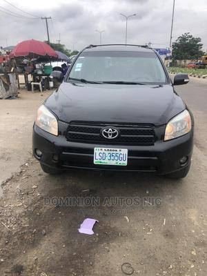 Toyota RAV4 2008 2.0 VVT-i Black | Cars for sale in Lagos State, Amuwo-Odofin