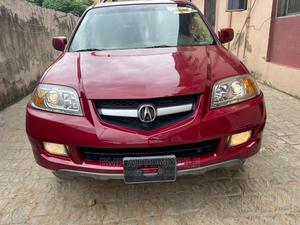 Acura MDX 2005 Red | Cars for sale in Lagos State, Agege