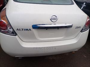 Nissan Altima 2012 2.5 SL White   Cars for sale in Lagos State, Alimosho