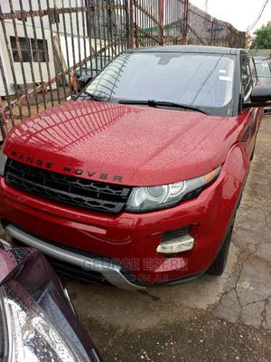 Land Rover Range Rover Evoque 2012 Red | Cars for sale in Lagos State, Maryland