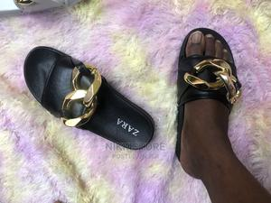Ladies Big Chain Slippers | Shoes for sale in Lagos State, Magodo