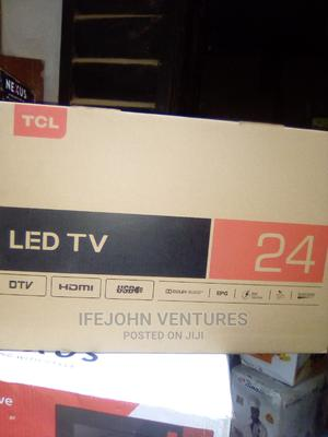 TCL 24 Inches LED TV With 12 Months Warranty   TV & DVD Equipment for sale in Lagos State, Ikorodu
