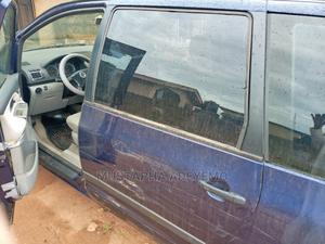 Volkswagen Sharan 2000 Automatic Blue   Cars for sale in Lagos State, Ikorodu