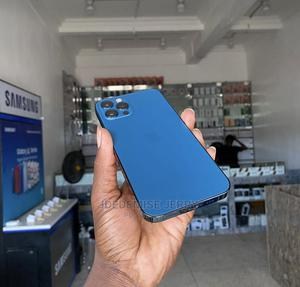 Apple iPhone 12 Pro 128 GB Blue | Mobile Phones for sale in Lagos State, Ikeja