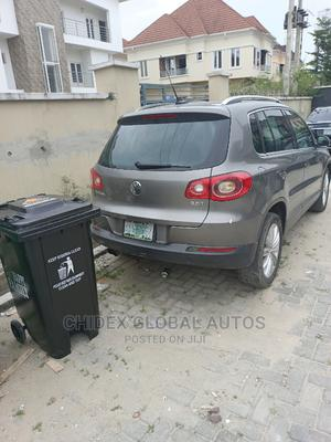 Volkswagen Tiguan 2010 Wolfsburg Edition Gray | Cars for sale in Lagos State, Isolo