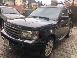 Land Rover Range Rover Sport 2008 4.2 V8 SC Black | Cars for sale in Lagos State, Amuwo-Odofin